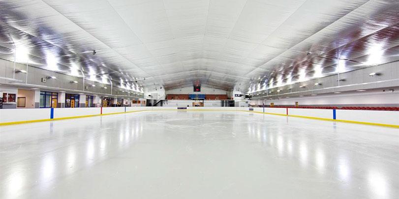 پیست یخ یک سطح یخ زده است که افراد میتوانند بر آن اسکیت روی یخ یا ورزشهای زمستانی انجام دهند.