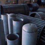 تجهیزات ساخت سیلندر گاز اتیلن اکساید