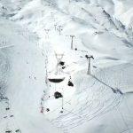 ساخت پیست اسکی در فضاهای سرپوشیده