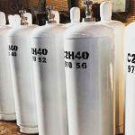 پیشگامان تجارت و توسعه پایدار تنها سازنده سیلندر نگهداری گاز اتیلن اکساید